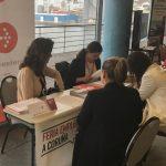 Participación en la Feria de Empleo de la Cámara de Comercio coruñesa