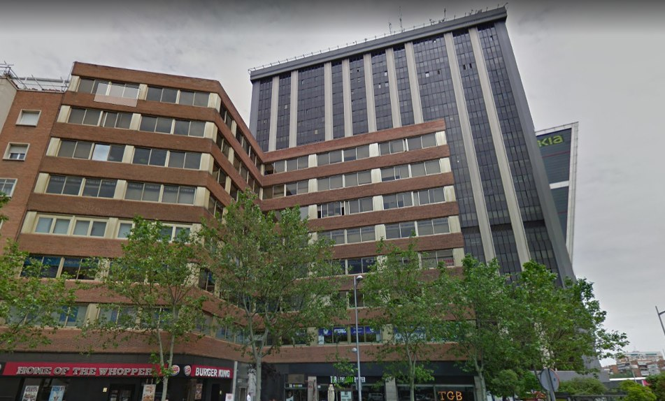 Nueva oficina de grupo externa en el norte de madrid for Oficina de transporte madrid