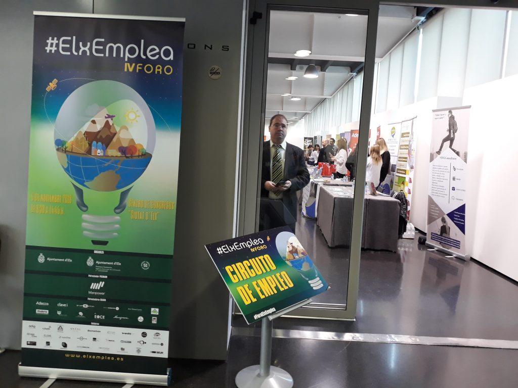 Grupo Externa participa en el Foro Elx Emplea