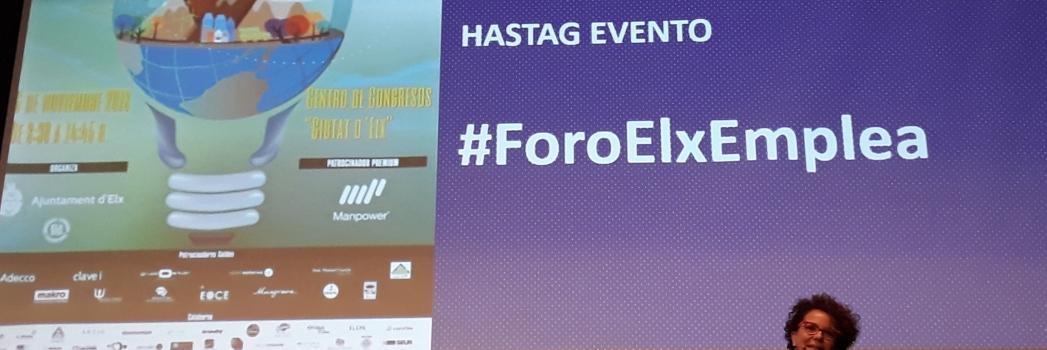 """Grupo Externa participa en la IV Edición del Foro por el Empleo """"#Elx Emplea"""""""