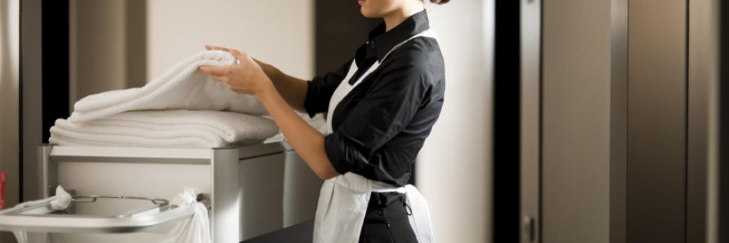 Externalización de los servicios de limpieza de hoteles