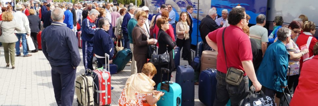 Viajes para personas mayores: por un transporte seguro y eficiente