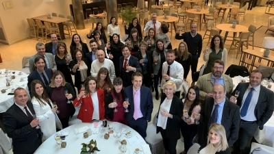 Externa reúne en A Coruña al personal de estructura de todas sus delegaciones en su 7º Convención Anual