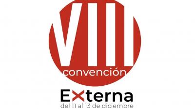 VIII CONVENCIÓN GRUPO EXTERNA