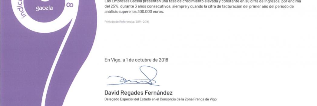 Externa Trabajo Temporal y Backoffice & Telephone Service son reconocidas con el premio Empresa Gacela 2018