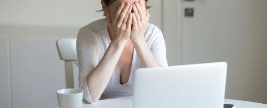 Consejos para superar la angustia por no tener trabajo